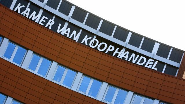 Digitaal ondertekenen bij de KVK